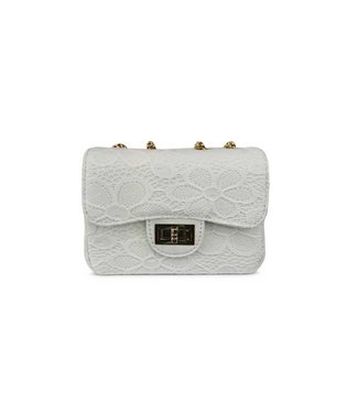 Miracles Tasje New York Small White