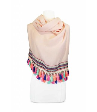 Miracles SCARF CURACAO - PINK