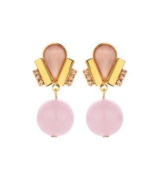 Souvenirs de Pomme Oorring Ducre Short Pink