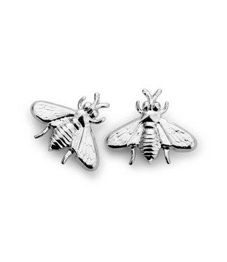 Souvenirs de Pomme Oorring Bee Shorty Silver