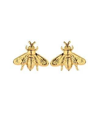 Souvenirs de Pomme Oorring Bee Shortie Gold