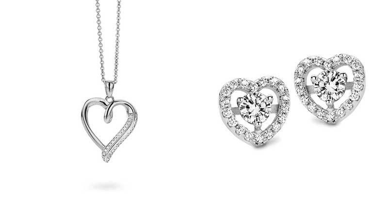 Silver Rose Valentijn