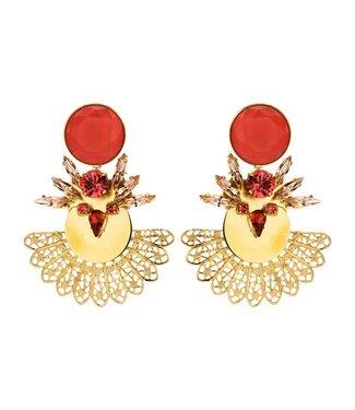 Souvenirs de Pomme Oorring Roberta Red