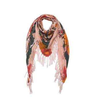 Hipanema foulard paréo bloom nude