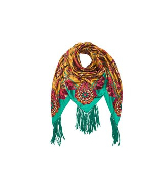 Hipanema foulard paréo pashmina yellow