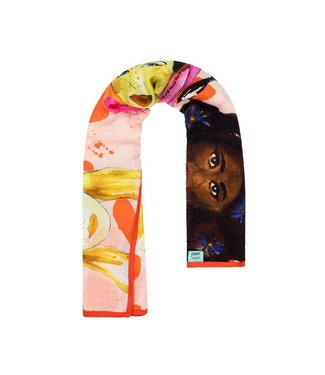 POM Amsterdam Sjaal Cultures pink by Katja