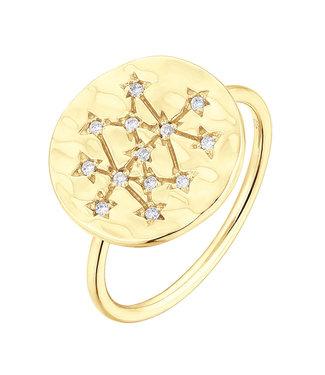 I.Ma.Gi.N. Jewels Ring Ba Coin Gold
