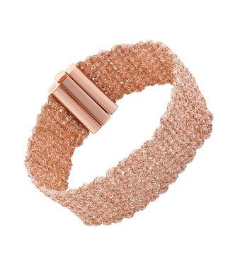 I.Ma.Gi.N. Jewels Armband Silky Salmon Rose