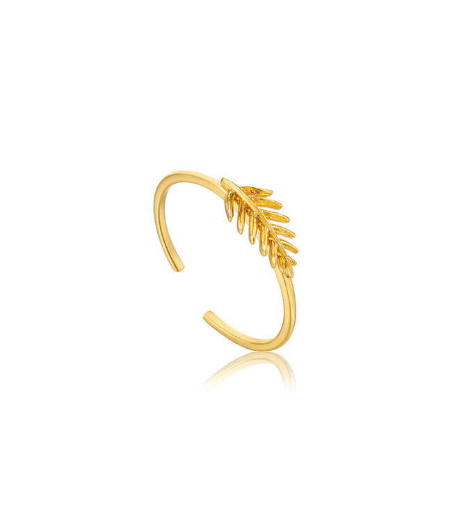 Ania Haie Ring Small Palm