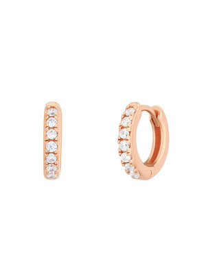 I.Ma.Gi.N. Jewels Oorring Hoop White