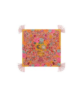 Hipanema scarf diademuertos pink
