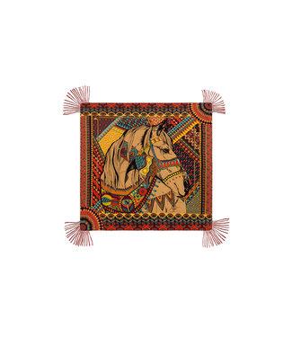 Hipanema Sjaal gypsyhorse red