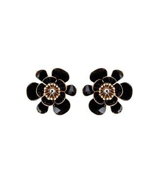 Souvenirs de Pomme Oorring Gina Shortie Large Black