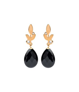 Souvenirs de Pomme Oorring Lily Short Black