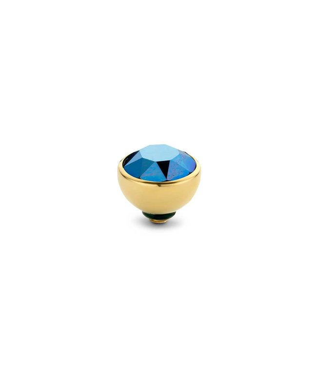 MelanO Zetting TW cz setting, Cr metal blue