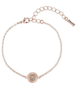 Ted Baker Armband Eisa Rosegold/silver glitter