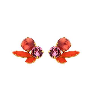 Souvenirs de Pomme Oorring Cleo Short Peach