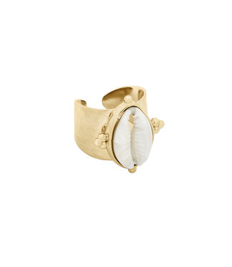 Hipanema Ring Marcella gold