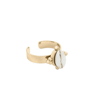 Hipanema Ring Cancun gold