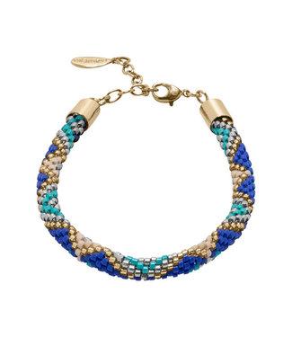 Hipanema Armband Tifefe blue