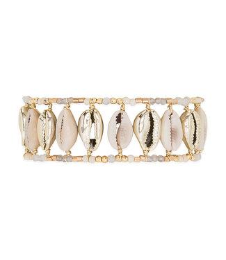 Hipanema Armband Aparena white