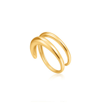 Ania Haie Ring Luxe twist