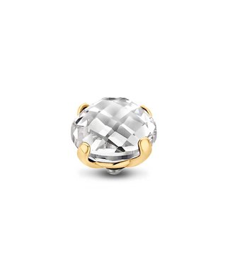 MelanO TW Facet bold 10mm Crystal