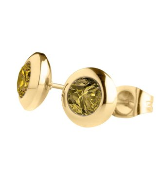 MelanO Magnetic earrings Lime