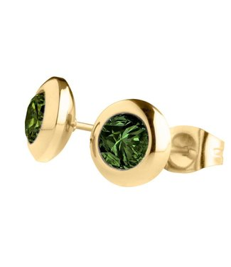 MelanO Magnetic earrings Olive
