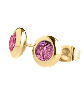 MelanO Magnetic earrings Pink