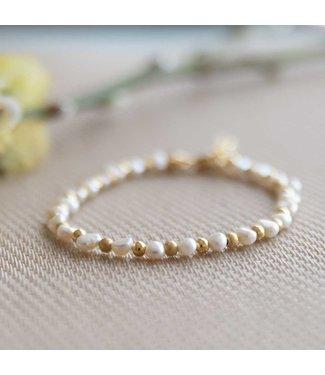 CASA Collection Armband Blanca S goud AB