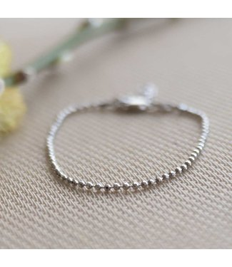 CASA Collection Armband Pupa silver AB