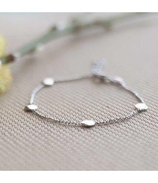 CASA Collection Armband Bizou zilver AB