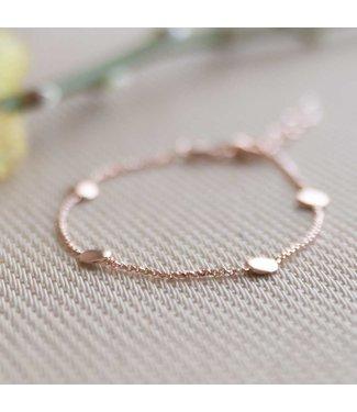 CASA Collection Armband Bizou rosé AB