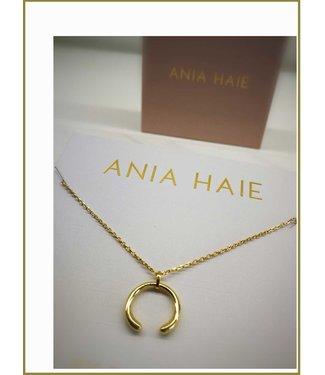 Ania Haie Halsketting Luxe curve