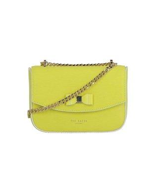 Ted Baker Bow Detail Shoulder Bag Lime