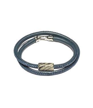 Gemini Armband Olympus Apollo Blue M