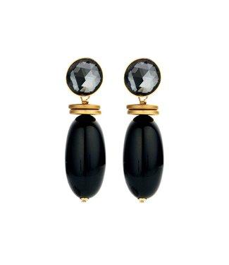 Souvenirs de Pomme Oorring Nanou Black