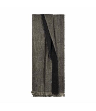 Bufandy Sjaal Black & Sandstone