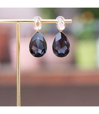 Atelier Louiza Oorring Gosia Black Diamond