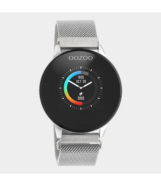Oozoo Smartwatch Mesh Zilver