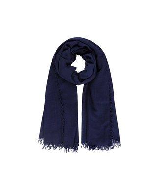 Passigatti Sjaal peacoat blue