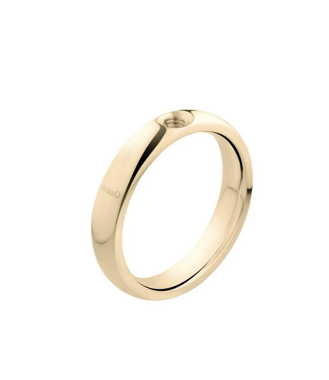 MelanO Twisted ring