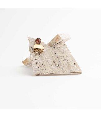 Souvenirs de Pomme Oorring Victoria Rust Diamonds