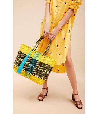 Hipanema Handtas Waka Scoubi Yellow