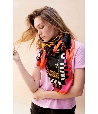 Hipanema Sjaal Wildcat Pink