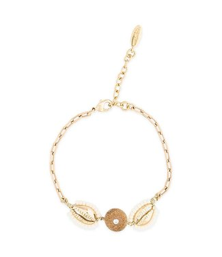 Hipanema Armband Coconut Gold