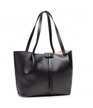 Patrizia Pepe Large Shopping bag Nero
