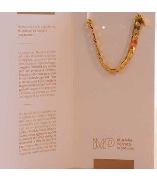 Murielle Perrotti Armband Ginette-B-G
