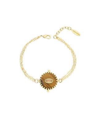 Hipanema Armband Lover Amber